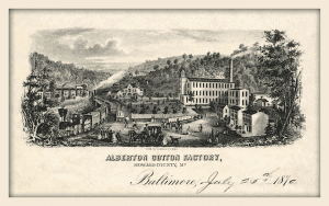 Alberton Cotton Factory