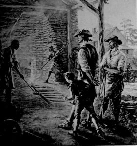 LUNCH DATE WITH HISTORY - THE COLONIAL IRON INDUSTRY: ELKRIDGE LANDING AND BEYOND
